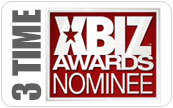 3 Time Xbiz Awards Nominee