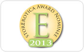 Storeerotica Award Nominee 2013